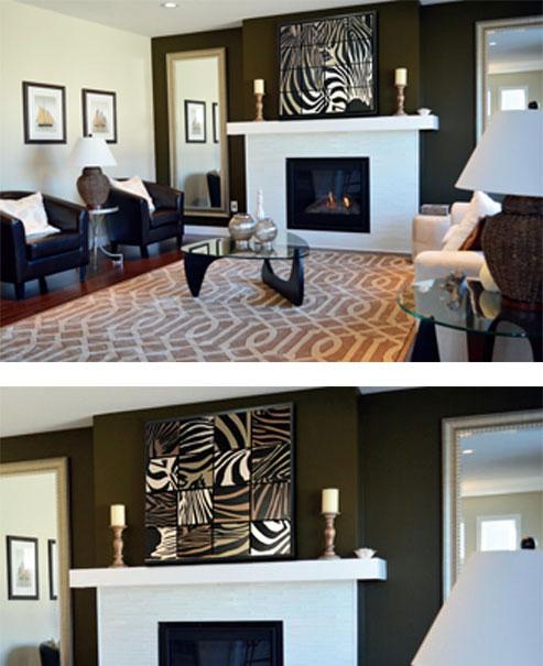 Création modulable Camouflage - Peinture acrilyque sur 16 carrés 20x20 cm peinture acrylique; et sable sur bois